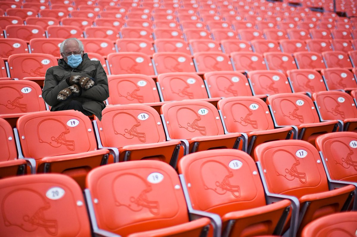 Refusing to believe the season is over @Browns