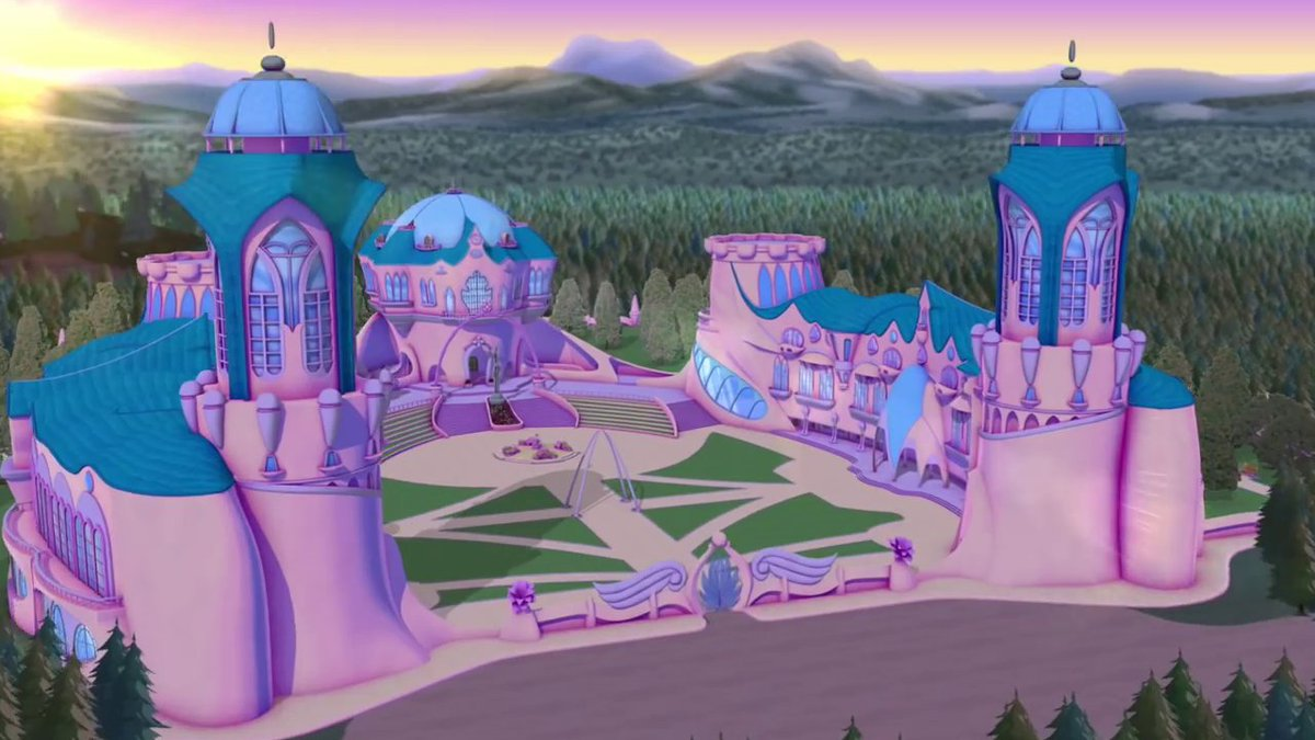 They're making Alfea seem like this boring place that the students themselves want to escape from. BITCH when we were young (and still now), all we wanted to do was to ESCAPE TO Alfea. They sucked the wonder and colour out of it and FOR WHAT, AN EDGY SCRIPT? #FateTheWinxSaga
