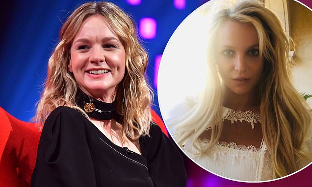 Carey Mulligan reveals she lip-synced with Britney Spears for a scene Photo
