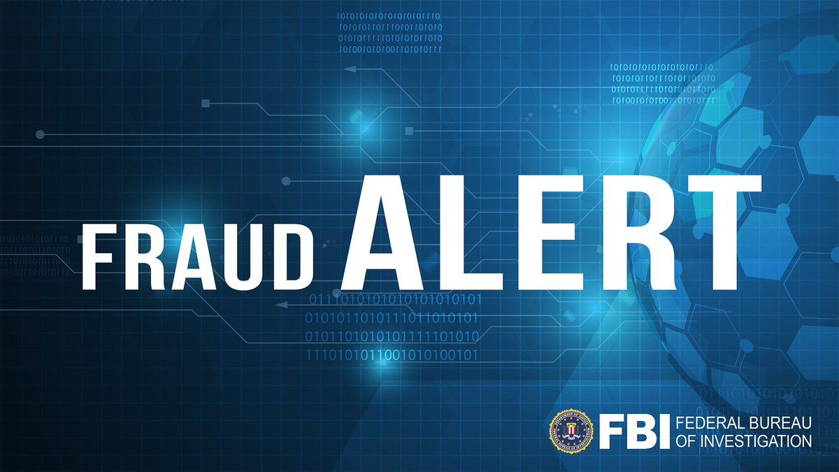 Fraudsters will take advantage of any tragedy to steal your money. Do research before donating - crowdfunding sites can look legitimate but criminals behind it steal money instead of giving to an org/cause. #FraudFriday Dont be fooled - learn more here: fbi.gov/scams-and-safe…