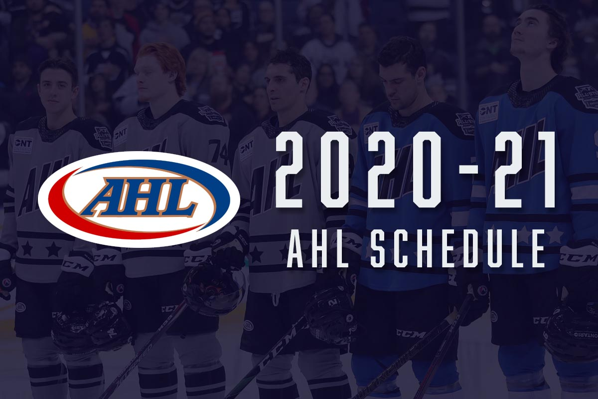 .@TheAHL has released the 2020-21 season schedule for the Atlantic, North, Central and Pacific Divisions.  Schedules for the Canadian Division will be forthcoming at a later date.  The league's 85th season begins two weeks from today. #AHLSchedule  📅 →