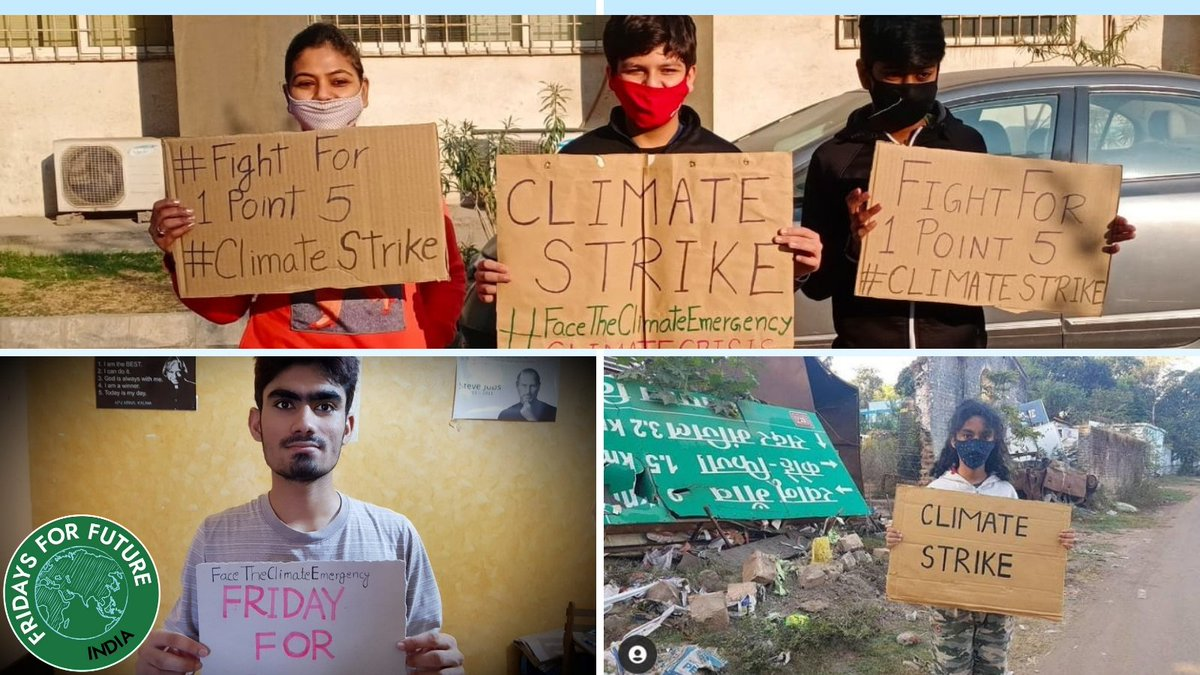 #ClimateStrike  No empty words and green washing.. We want real action in mitigating Climate Change.. WAKE UP.. ACT NOW.. #ClimateActionNow  #FridaysForFuture https://t.co/CDU1JGcR5M