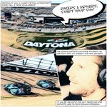 Image for the Tweet beginning: Daytona 24 on iRacing this