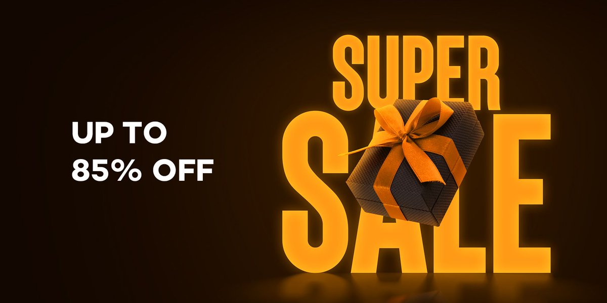 📣 Limited Time Offer! 📣 Enjoy up to 85% OFF on our selected items, including Space Heater, Massage Gun, ANC Headphones, Earbuds and so on! Don't miss out the big sale! Click here to buy 👉 https://t.co/N7LeNS9kOa https://t.co/tZoTFXwoWD