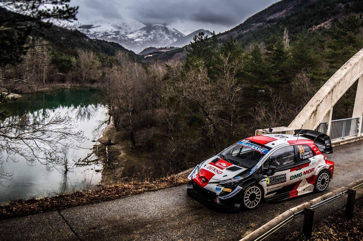#LoMásLeído WRC: Sebastien Ogier le da la vuelta a su mala primera jornada Lee más ▶️  #WRC I #RallyeMonteCarlo I #SebastienOgier