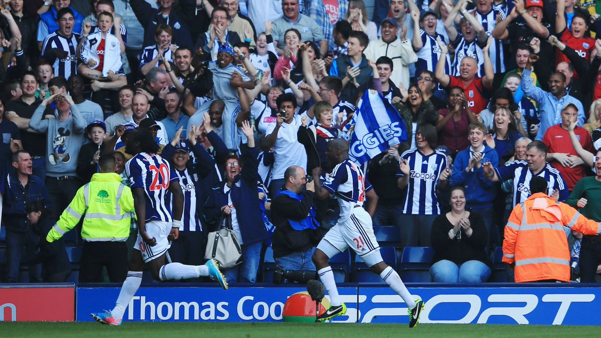👤 Romelu Lukaku 👕 West Brom 📅 19 May 2013 🆚 Man Utd ⚽️ 50' ⚽️ 80' ⚽️ 86'