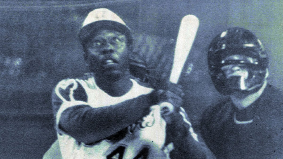 25 All-Star Games. World Champion. Hall of Famer. 755 home runs. 3,771 hits.  Hank Aaron. Forever a legend.