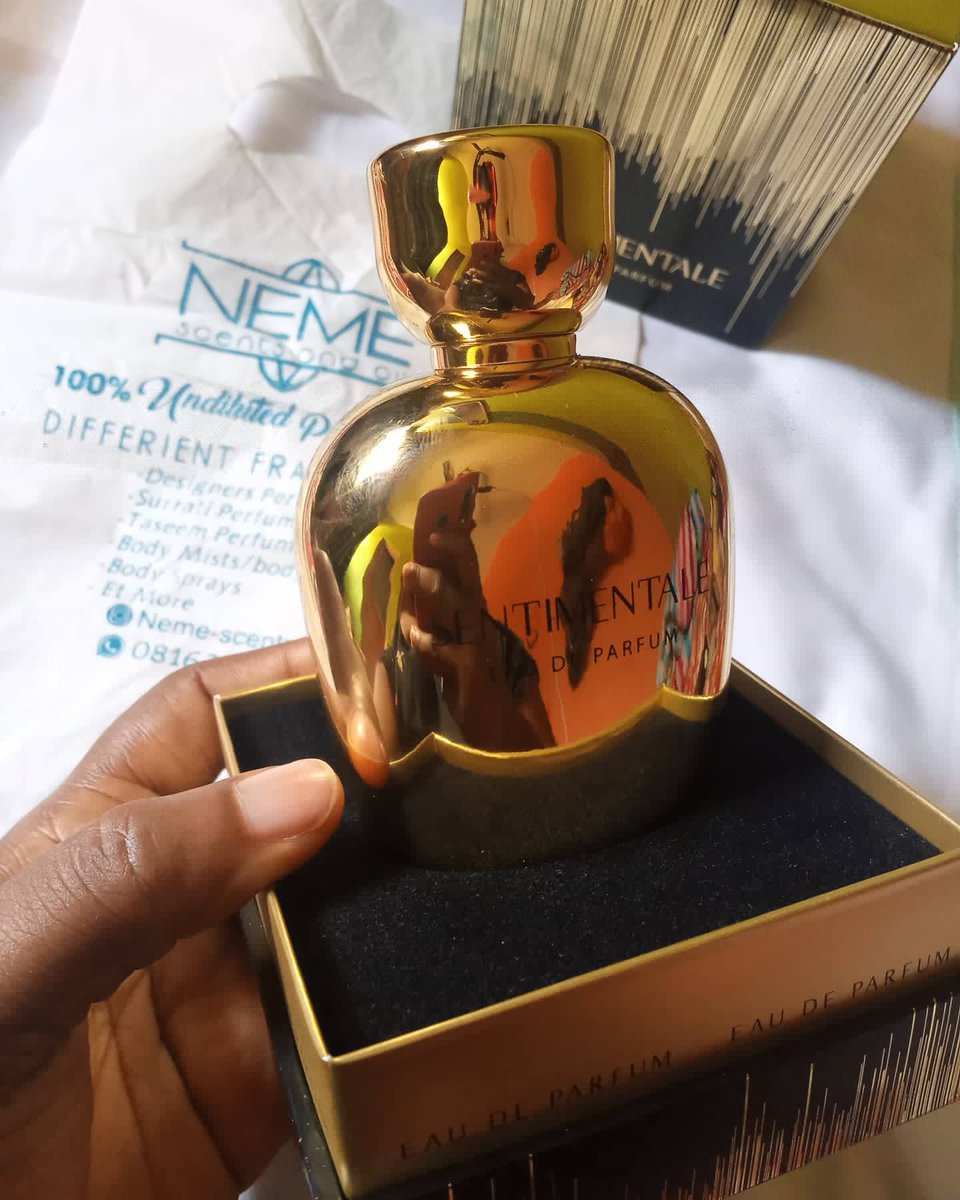 Get alluring perfume in a luxury bottle ! Super affordable .. Price - 6000N (6k) #affordable #luxuryinabottle  #FridayVibes  #perfume