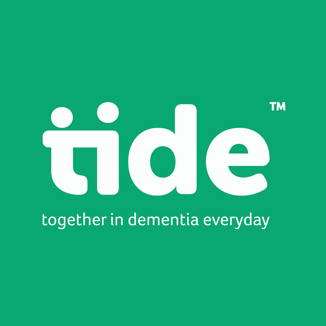 We are absolutely delighted to be working in partnership with the charity TIDE (Together In Dementia Everyday)  @tide_carers    #dementia #carers #actsofkindness #awareness #caregivers
