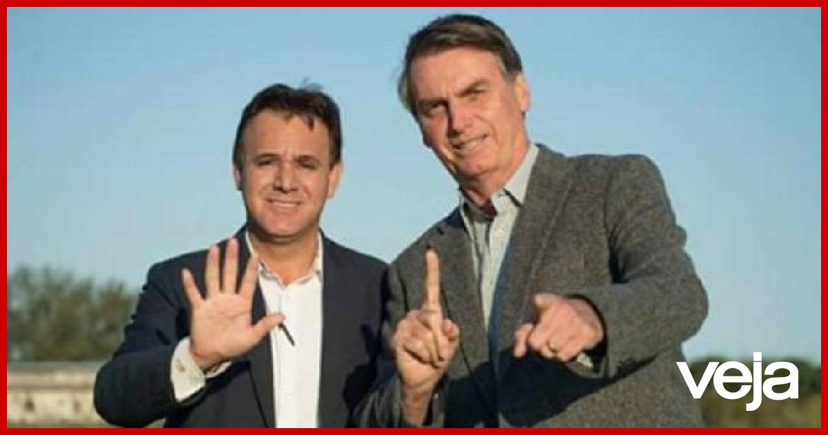 Bolsonaro se reaproxima de partido que desprezou em 2017 (via @radaronline)