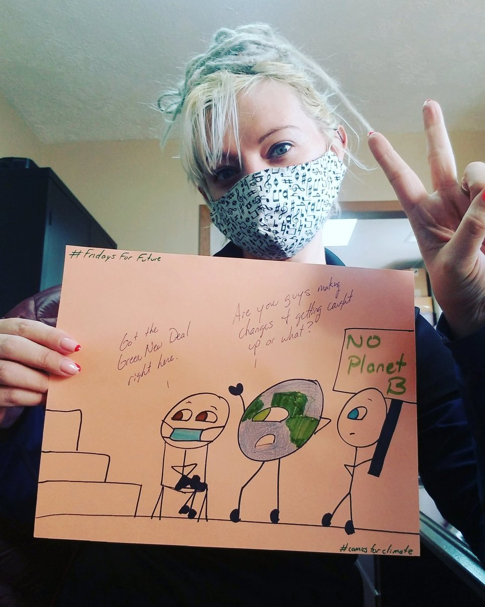 Comic #ClimateStrikeOnline #ComicsForClimate #FridaysForFuture #BernieSanders #BernieSandersMittens #currentevents #GreenNewDeal #ClimateChange #ClimateAction #WhatAreWeWaitingFor #CorporationsAreKillingUs #HoldThemAccountable #GlobalGoals #Government #FaceTheClimateEmergency