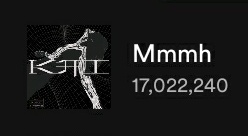 [STREAM] Kai's Mmmh surpassed 17M streams on Spotify. 👏  Stream and share the song link on SNS. 👍 🔗  #KAI #카이 #엑소카이