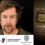 Image for the Tweet beginning: Would you look?!?!? Kevin Barry