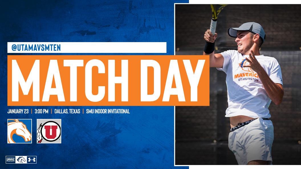 𝓘𝓣'𝓢 𝓜𝓐𝓣𝓒𝓗𝓓𝓐𝓨  🆚 » Utah 📍 » Dallas, Texas 🏟 » SMU Tennis Complex 🕒 » 3:00 p.m. https://t.co/kgkRtccRML