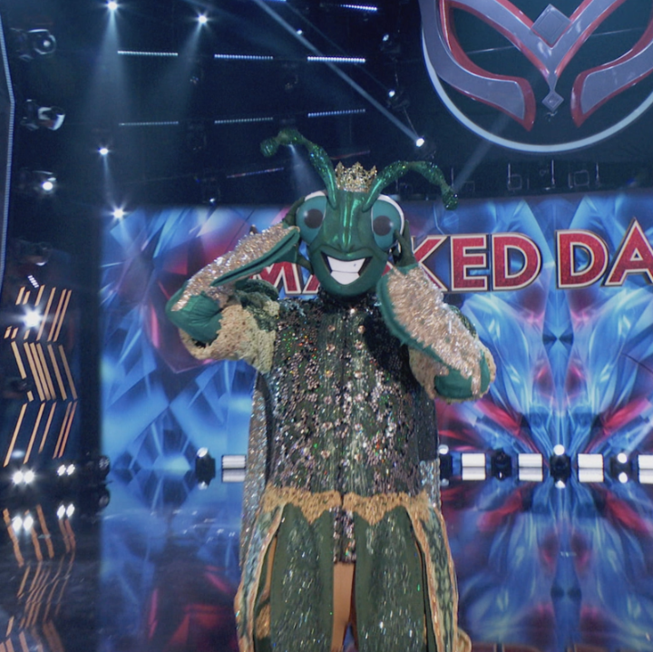 Can you crick-ing believe @ItsBMcKnight performed on #TheMaskedDancer? 😱  RT if you guessed he was #CricketMask!