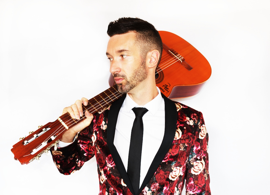 Today we want to wish a very Happy Birthday to the amazing Flamenco & Classical Guitarist, Adam Westcott!  From all of us at TAD, enjoy your special day Adam! #tadshows #flamencomusic #manitasdeplata #guitar