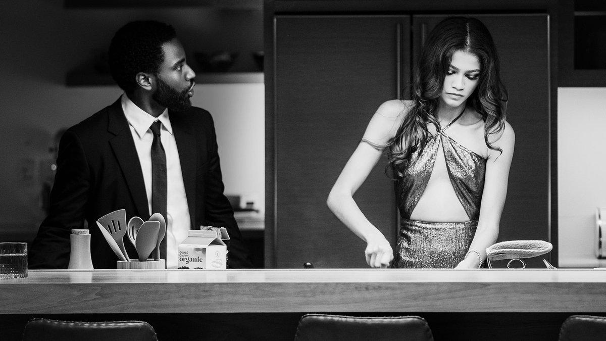 Zendaya and John David Washington star in Netflix's romantic drama #MalcolmAndMarie, shot in lockdown by #Euphoria's Sam Levinson. Read the Empire review:
