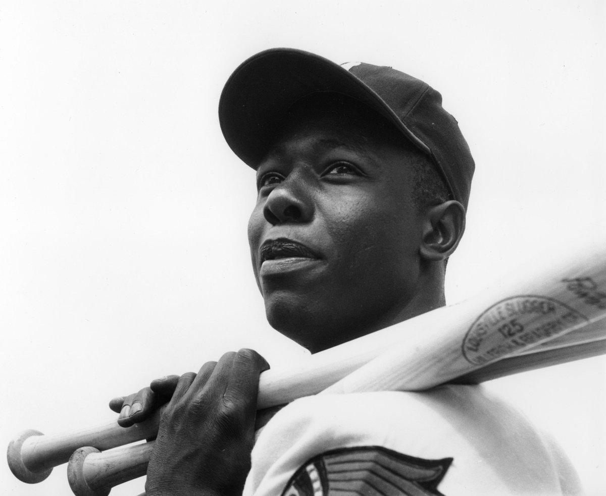 Rest in peace, Hank Aaron.