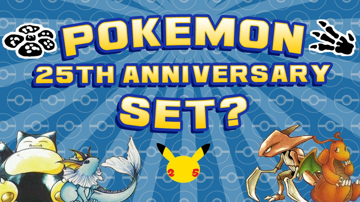 Cant wait to get back to two pack openings a week 😅 The universe is still testing my resolve this week, hopefully the quality hasn't suffered!  New video is live!   #Poketuber #Pokemon25 #PokemonAnniversary #PokemonCards #PokemonTCG