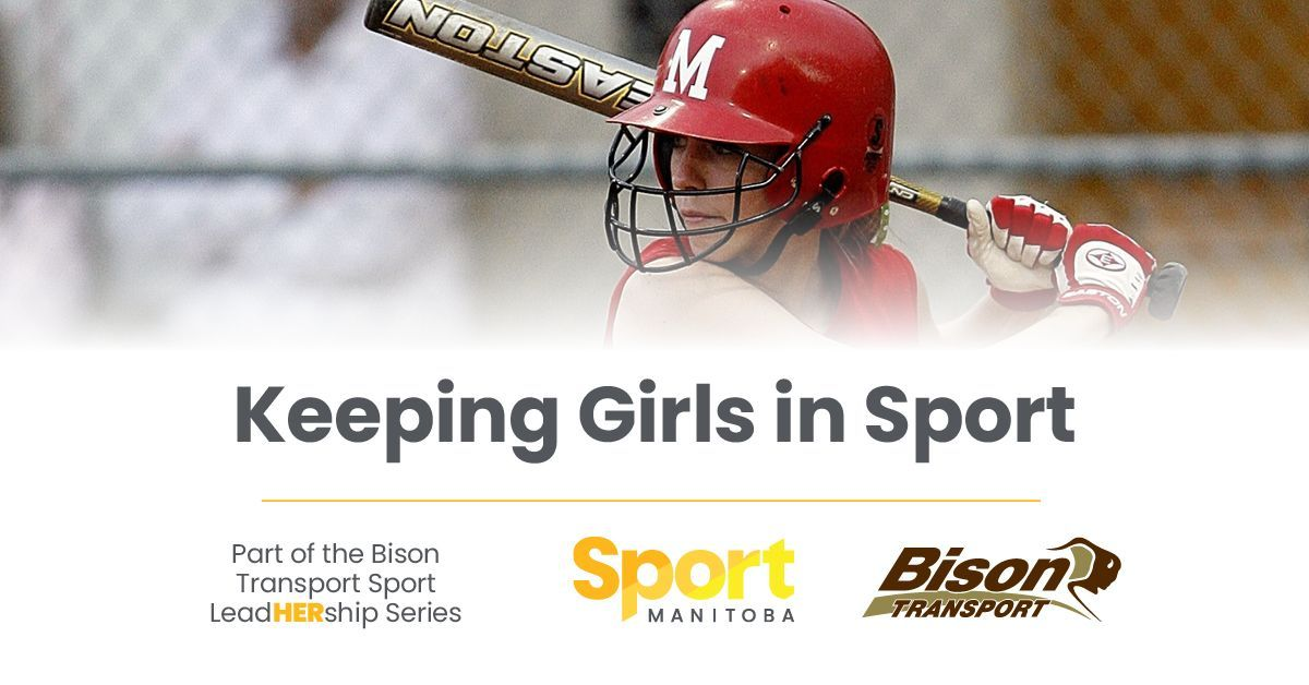 Register for our next Sport LeadHERship session this Wednesday January 27. Keeping Girls in Sport features @ASandmeyer of @WomenandSportCA, former Olympian @MichelleSawatzk, race car driver @amberbalcaen10, and @leahhextall. Register here: buff.ly/3p0qfau @Drive4Bison