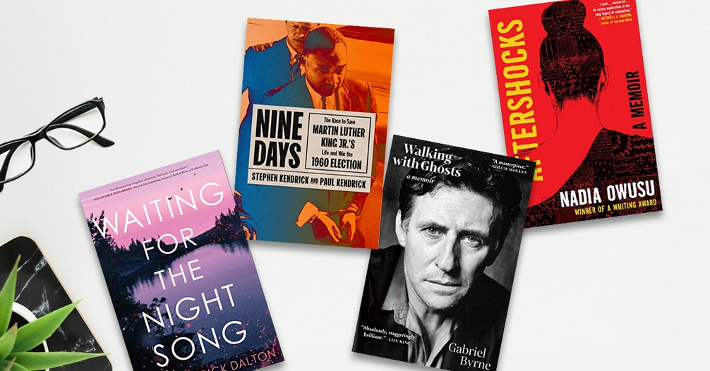 New year, twelve new books to help fuel that 'read more' resolution for 2021: