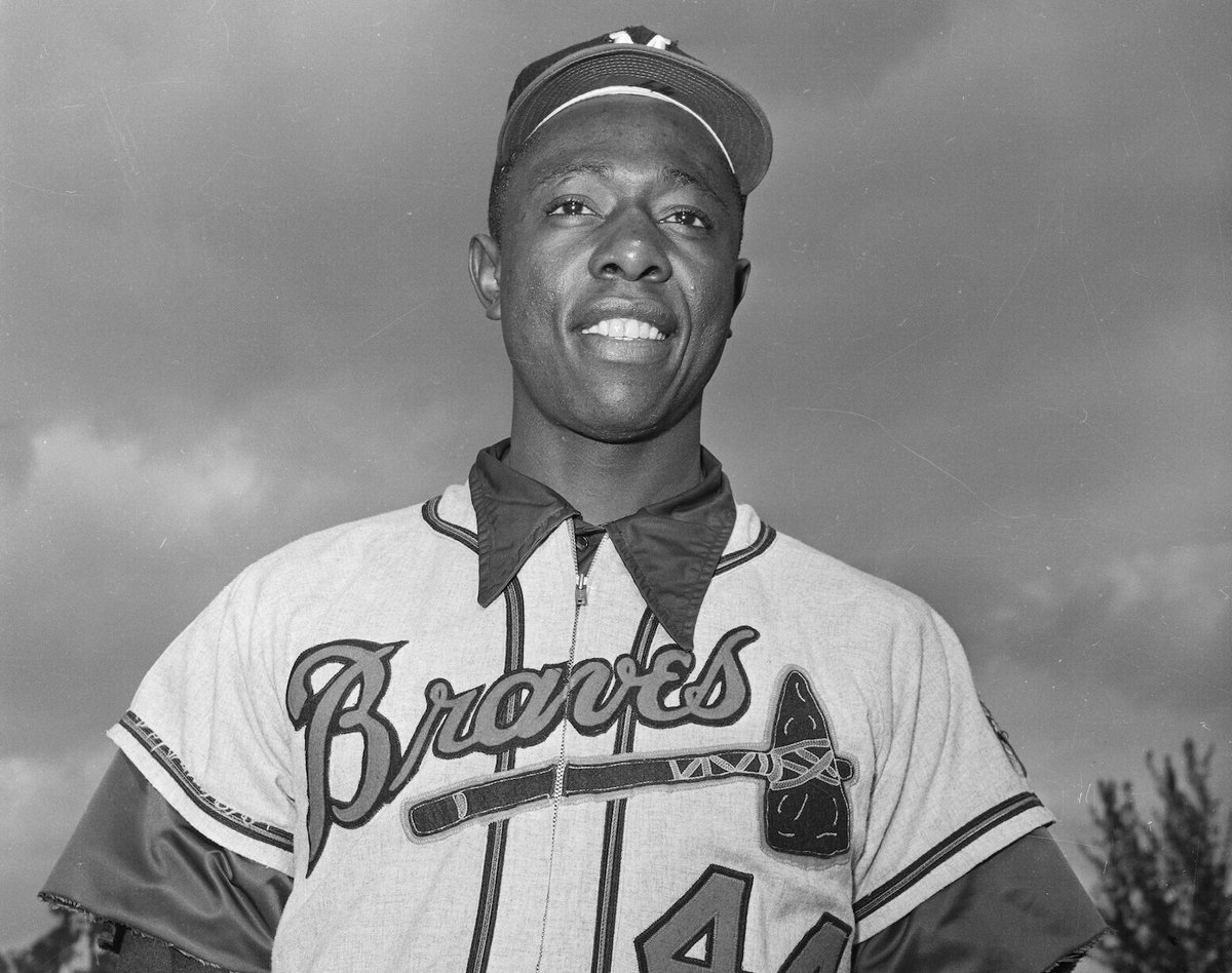 BREAKING: Baseball legend and Hall of Famer Hank Aaron, who hit 755 home runs in the major leagues, has died at the age of 86, Atlanta Braves say.