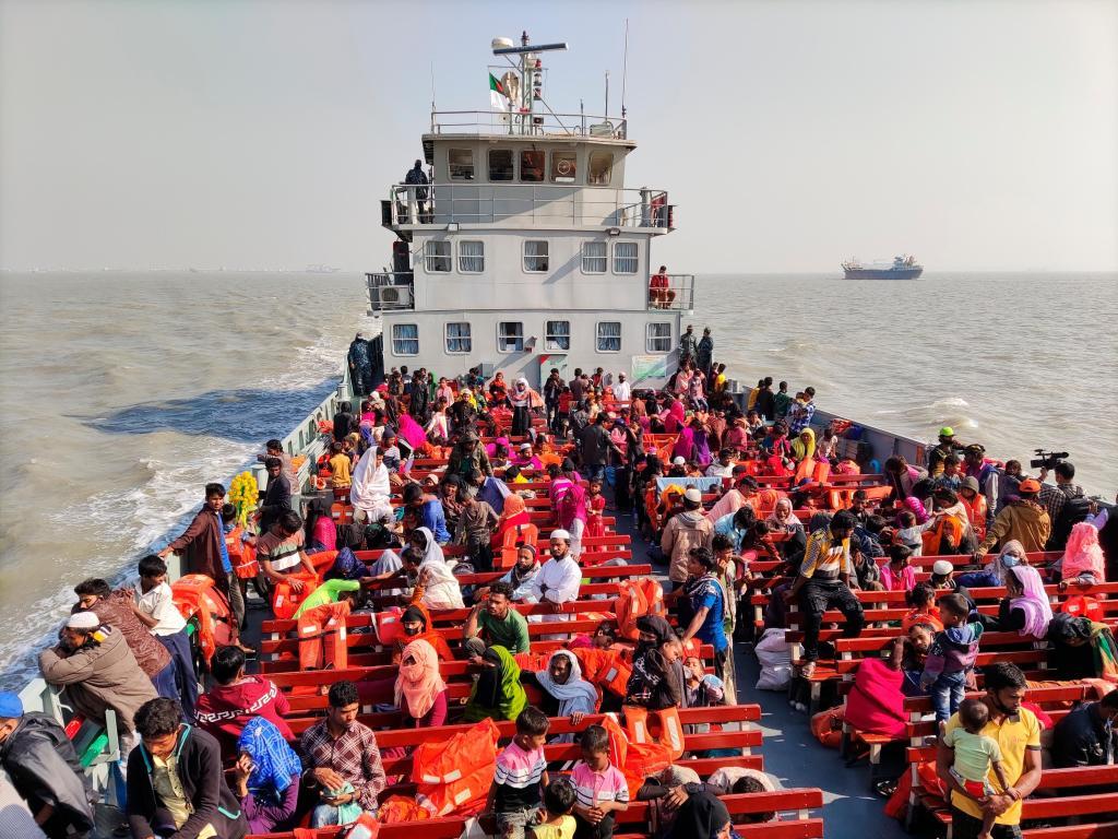 Ellen J. Kennedy: Jews to Madagascar, Rohingya to Bhasan Char https://t.co/t5u0zS9Zrn https://t.co/UUaMtxnzbp