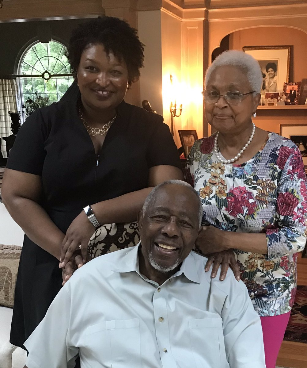 America lost an extraordinary soul in @HenryLouisAaron. On the field, he brought power + purpose. In the community, Hank Aaron invested in progress, in people & in dreams. May his wife, Billye, his family and friends find peace in their sorrow, knowing how deeply he was loved.