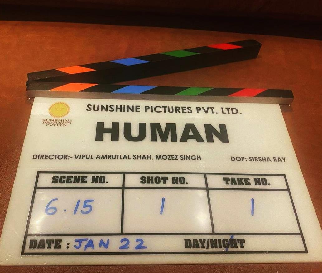 HUMAN  Featuring: Shefali Shah, Kirti Kulhari.  Directed By: Vipul Amrutlal Shah, Mozez Singh  Produced By: Vipul Amrutlal Shah (Sunshine Pictures Pvt. Ltd.)  #VipulAmrutlalShah @Aashin_A_Shah  @ShefaliShah_ @IamKirtiKulhari @MozezSingh