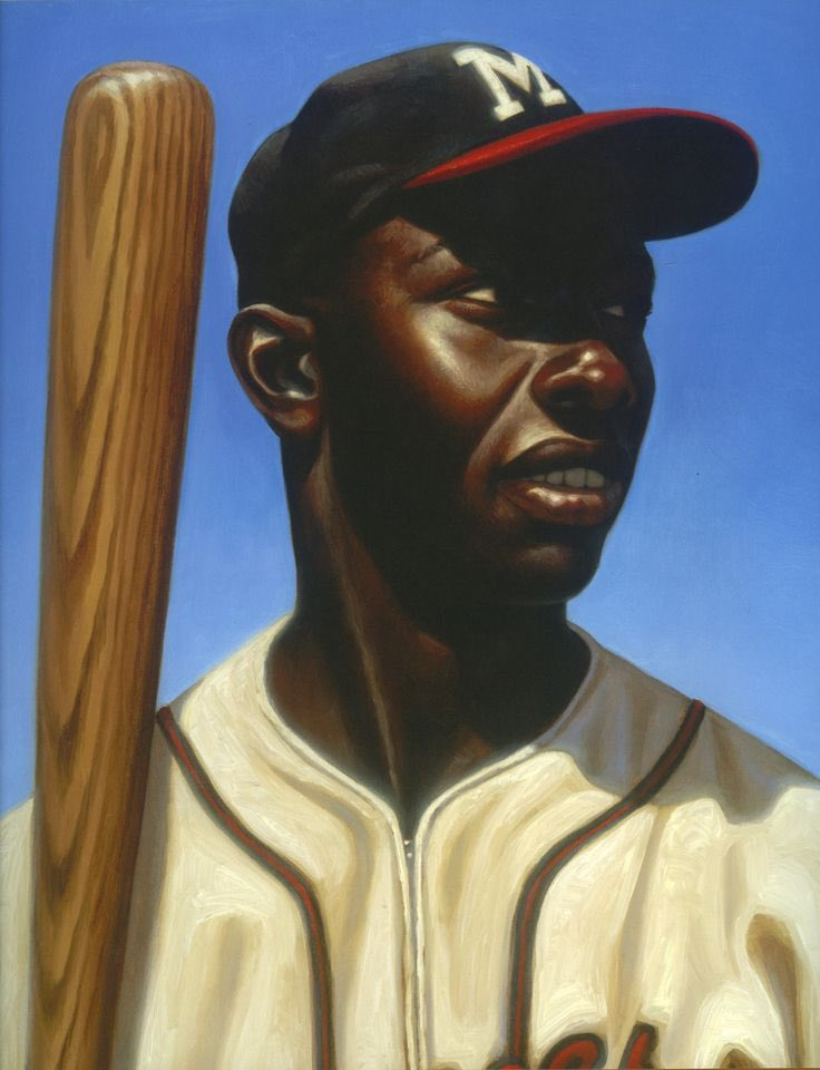We will miss you.   Your leadership. Your grace.  Your generosity. Your love.   Thank you, #HankAaron.  Artist: @KadirNelson