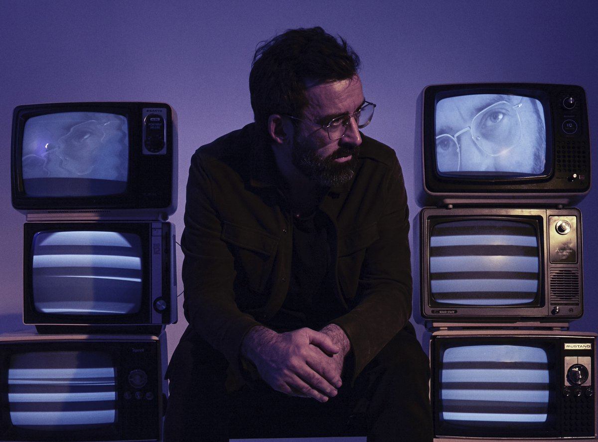 """""""Just Above It All"""" is the new single from @neilcowleymusic's upcoming album 'Hall of Mirrors.'"""