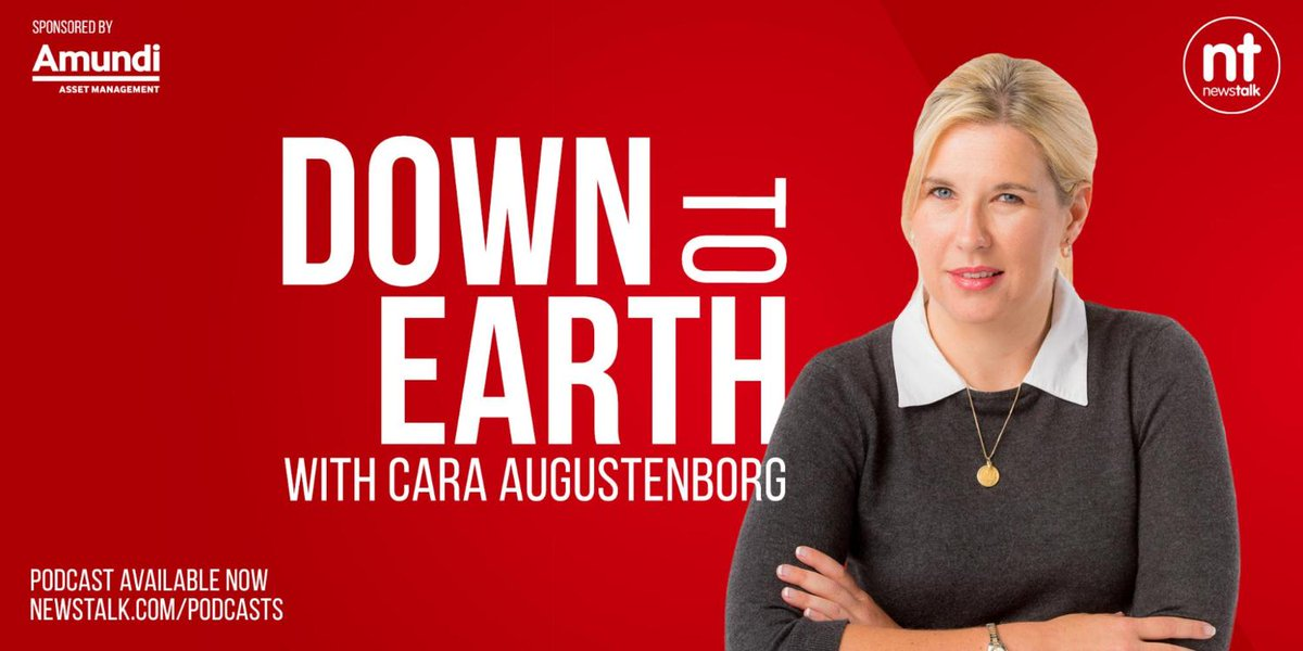💨On episode one @CAugustenborg is discussing air pollution with a variety of guests including @clarenoone and comedian @maevehiggins.   🌍Catch up now with thanks to @Amundi_ENG