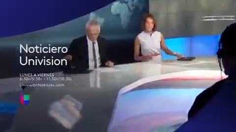 Noticiero Univision refuerza su compromiso de informar y empoderar a los hispanos con los temas que impactan tu vida y los acontecimientos que afectan el futuro de la nación.
