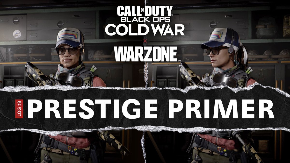 The hunt is afoot. 🧟♂️  Get the intel you need to become a Zombie hunting master in the latest Prestige Primer.