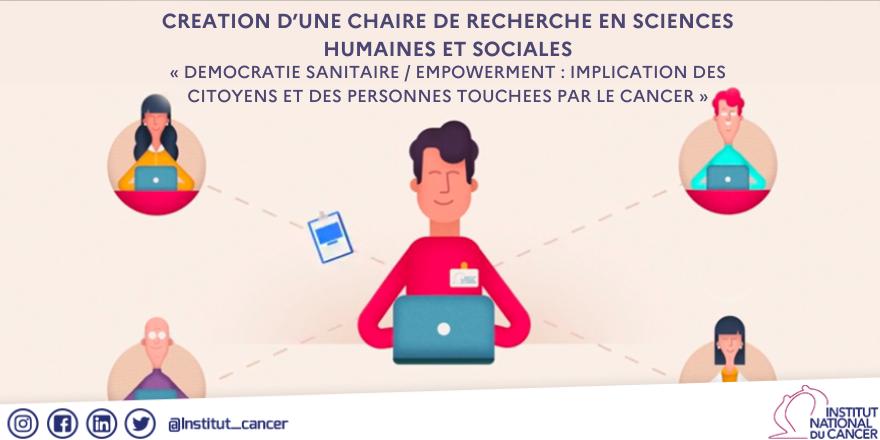 Impliquons aussi les #patients dans la #recherche sur le #cancer afin de profiter de leur regard et leur expérience et de développer une recherche plus transparente, efficace et plus en lien avec les besoins. Nous y travaillons à Bordeaux avec le collectif @ASPERONandCO