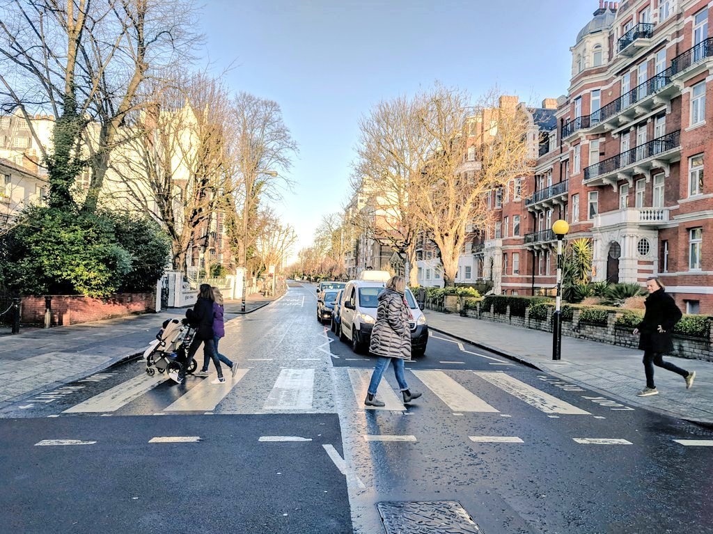 Two years ago today I was on a quest. I was in London, headed to Abby Road! And yes, I had to walk across with a stroller as cars waited but I got to do it!   What's the most fun thing you accomplished on a journey? #FridayFeeling #FBF