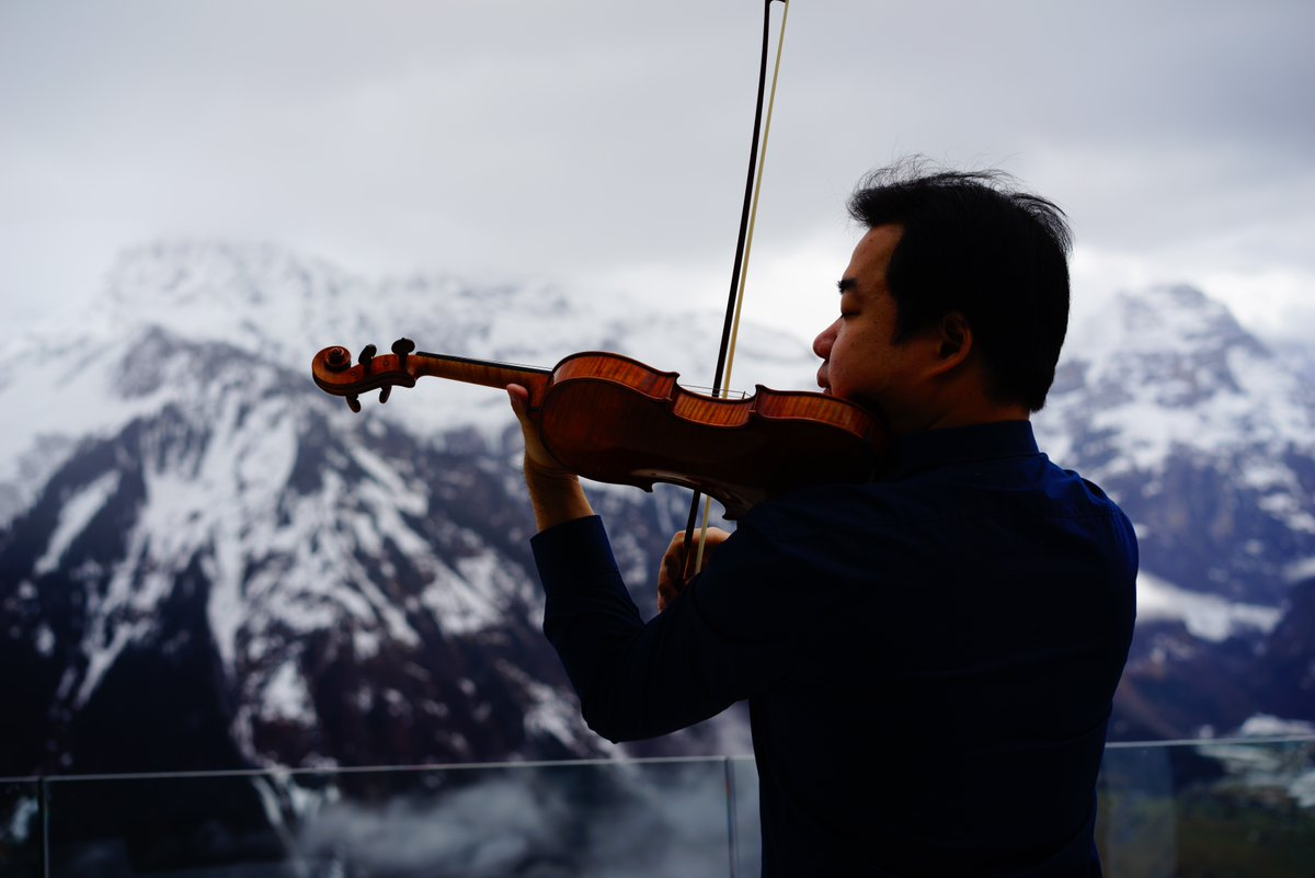 Violinist Ning Feng performs one of the most virtuosic, and most talked-about works for the violin: Paganini's 24 Caprices