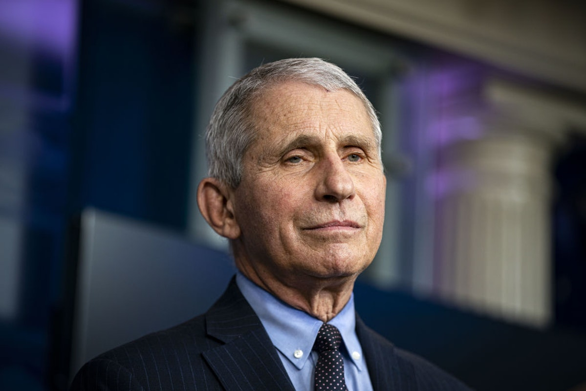 Fauci Dismisses Democrat Claims Trump Left No Vaccine Distribution Claims, CNN Reporter Calls Him A Trump 'Holdover'