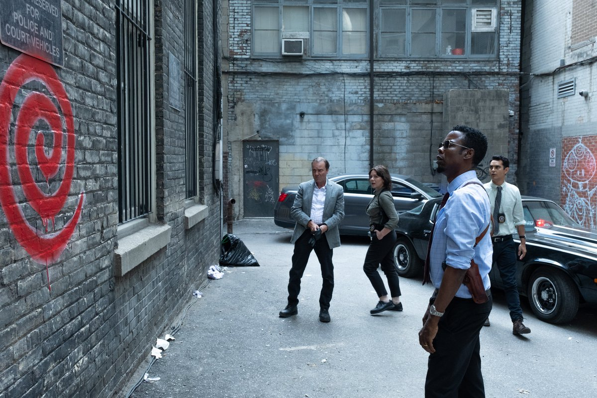 Spiral Trailer Starring Chris Rock and Samuel L. Jackson