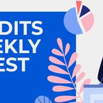 Image for the Tweet beginning: Dear #Credits Community, our Weekly Digest