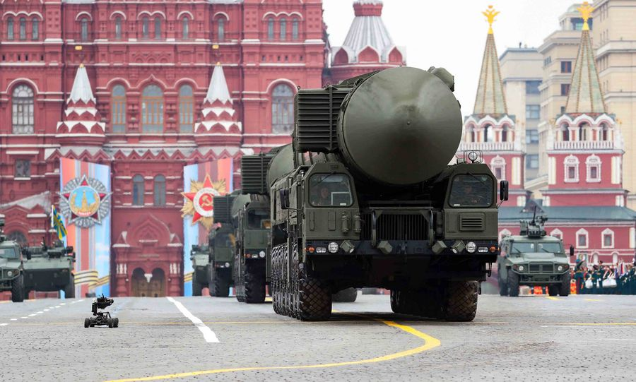 The Kremlin said it welcomes the U.S. proposal concerning the extension of the New Strategic Arms Reduction Treaty