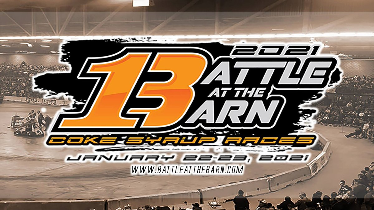 Visit the @IowaStateFair fairgrounds tonight and tomorrow for the 13th Annual Casey's Battle At The Barn races! Catch the excitement of indoor racing on Coke syrup featuring go-karts, caged Karts, quads, motorcycles, three-wheelers, & lawnmowers. #CATCHdsm
