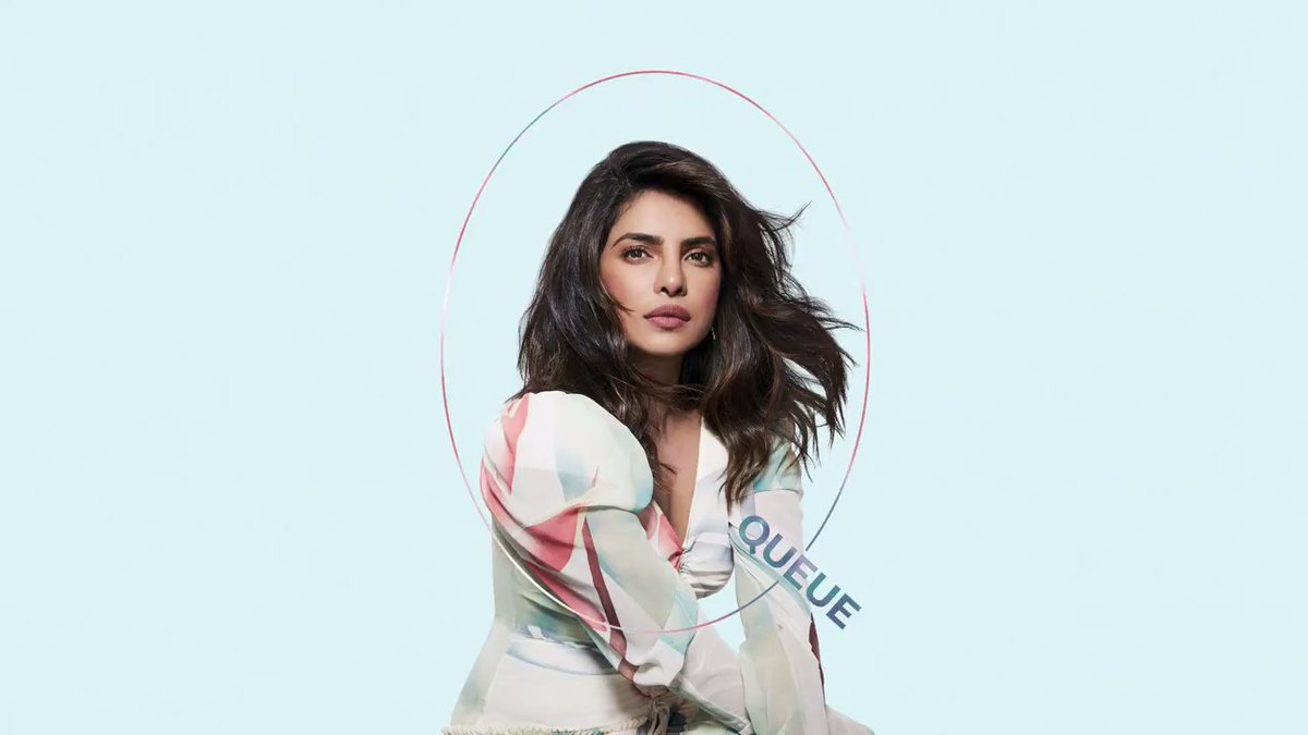 Queue Cover Star @priyankachopra brings her extraordinary vision as an actor and executive producer to The White Tiger, a new film on @netflix today. Photos by Art Streiber.