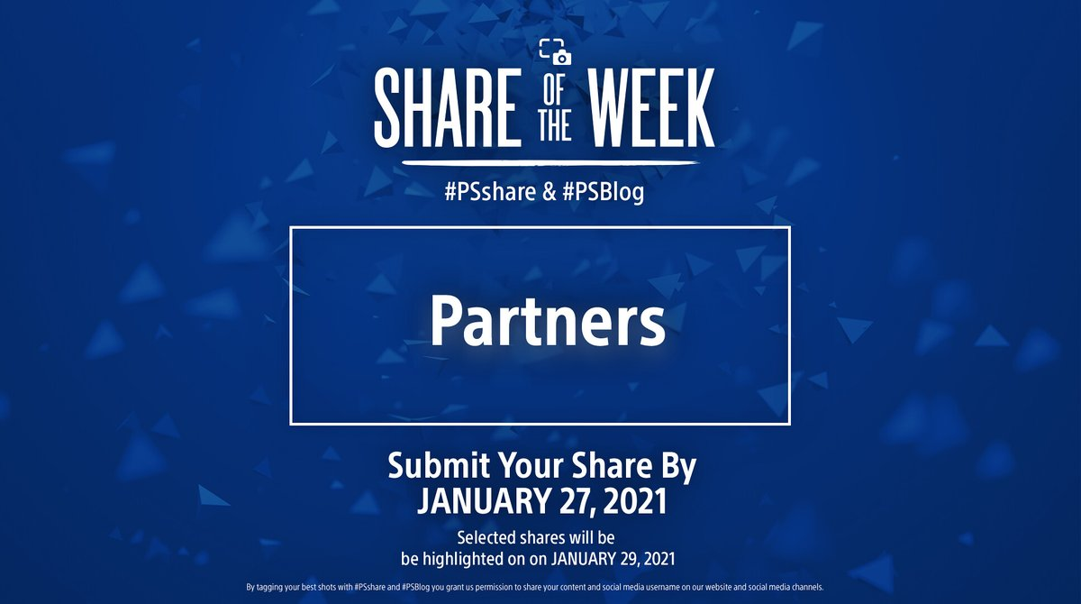 Next week, grab a partner and say cheese! Share thrilling moments where characters team up in the game of your choice using #PSshare #PSBlog for a chance to be featured.