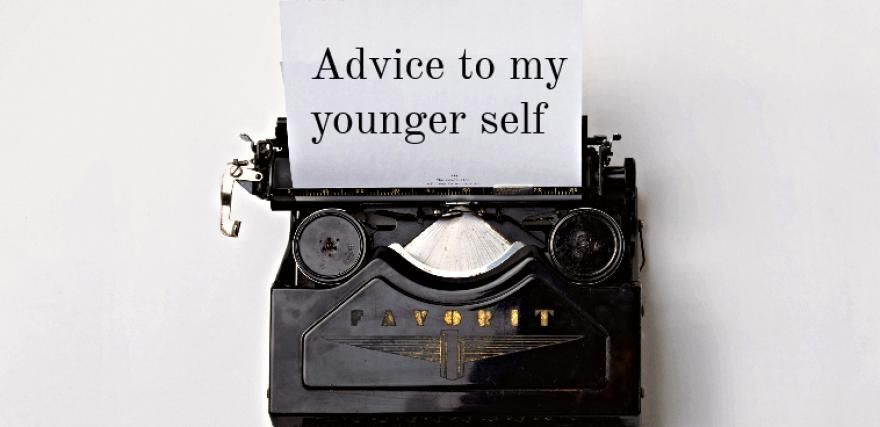 The best advice people can give their younger selves  Unfortunately, the easy path is also littered with questionable values, people we've stepped on, and priorities that are out of whack #business #ThursdayMotivation #marketing