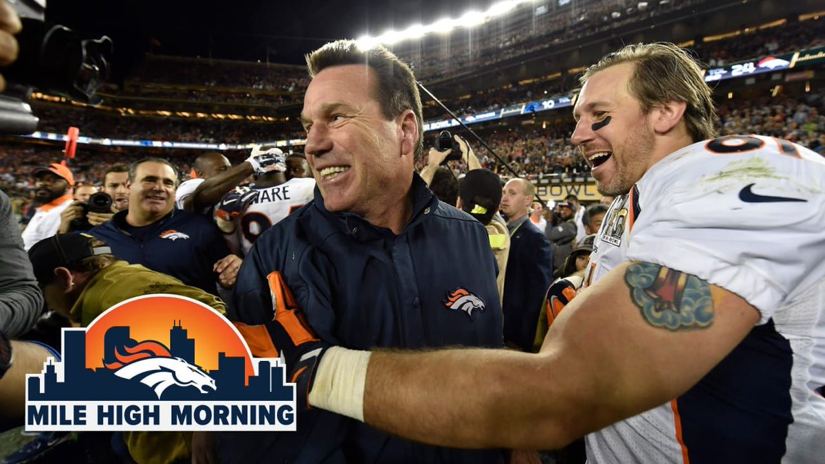 """""""He's a guy that I can trust.""""  Why Gary Kubiak was the first person @owendaniels looked for after winning #SB50 »"""