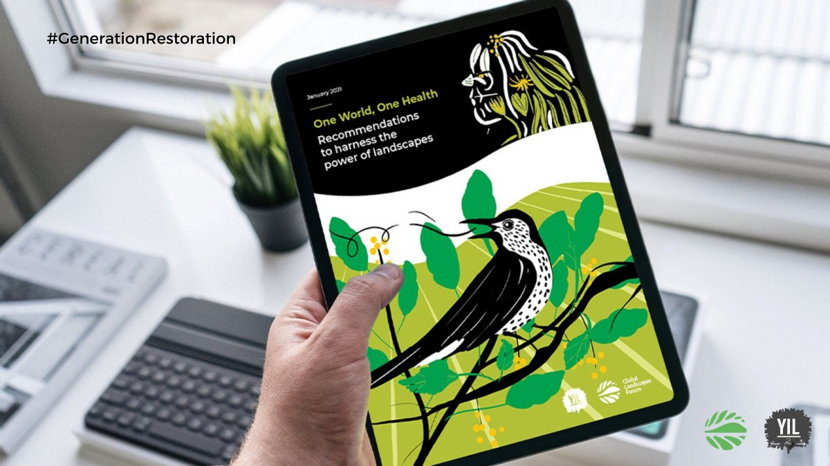 🌿 The GLF #Biodiversity Policy Report shows the contributions of thousands of scientists, policymakers, environmental practitioners & the youth of the GLF Community to highlight the role of #biodiversity conservation.  Find it here:  #GenerationRestoration