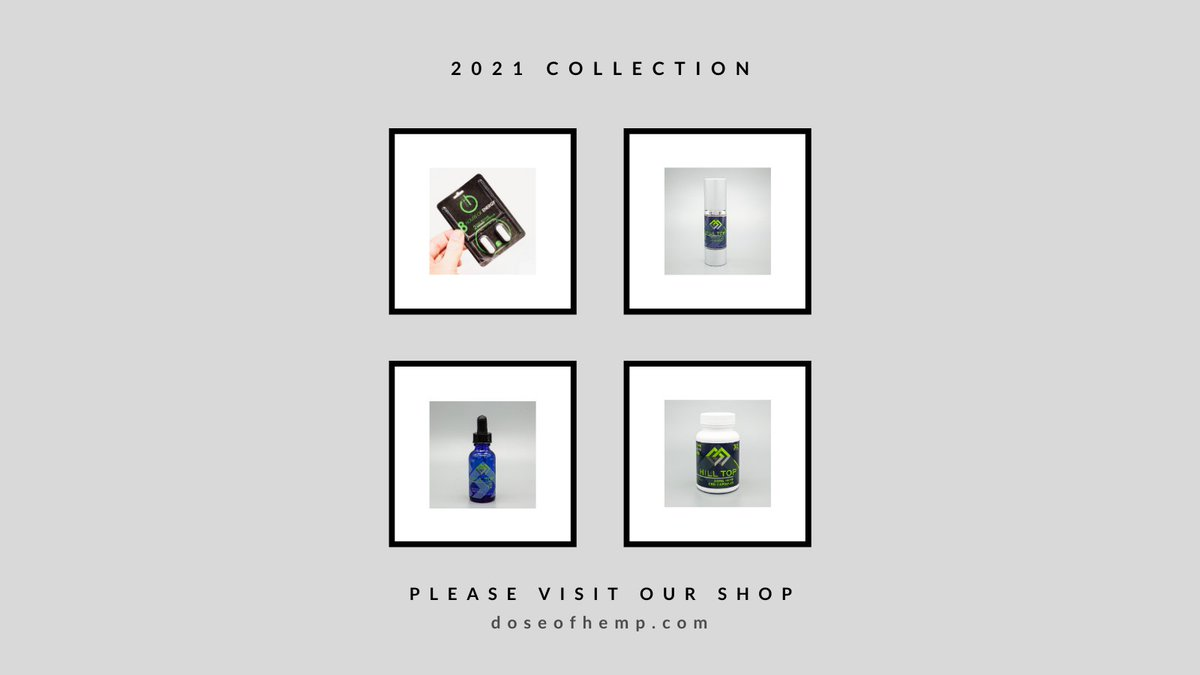 2021 brings a New Year and new necessities. Dose Of Hemp has you covered with energy, external and internal pain, and overall health & wellness✨✨✨.  Shop now at  #fridaymood #fridayfeeling #fridaymorning #cbd #hemp #health #wellness #2021 #newyear #goals