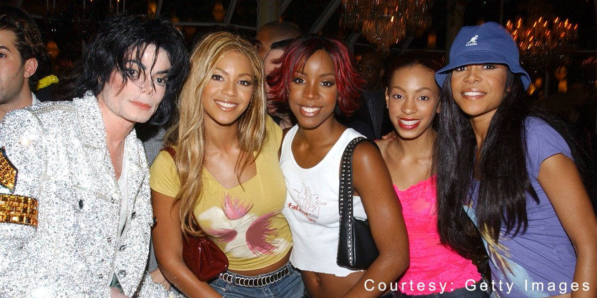 #FlashBackFriday Michael Jackson x Destiny's Child x Solange