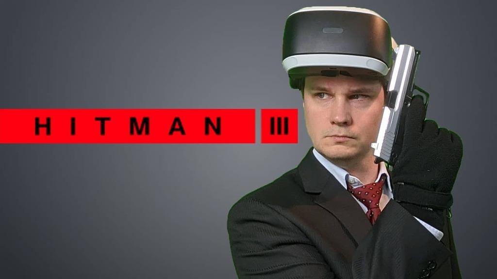 Heute gibt es ein Video zu Hitman 3 auf der Playstation VR auf meinem Youtube Kanal! Viel Spaß! #hitman3 #hitman3vr #hitmanvr #psvr